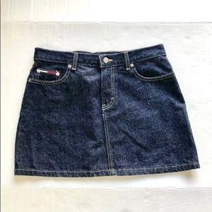 Tommy Hilfiger Jeans Denim Skirt  Size 9